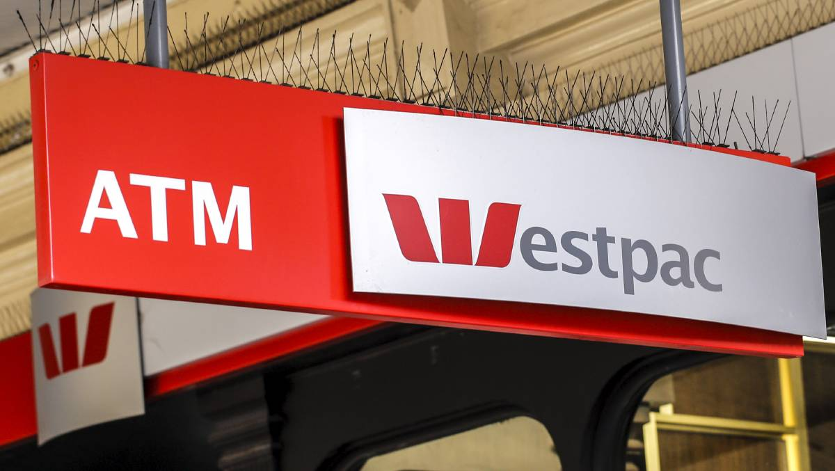 Westpac bank clipart bsb number clipart black and white Westpac Fyshwick branch to close | The Canberra Times clipart black and white