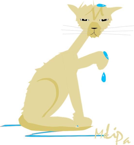 Wet cat clipart clipart royalty free library 28+ Collection of Wet Cat Clipart | High quality, free cliparts ... clipart royalty free library