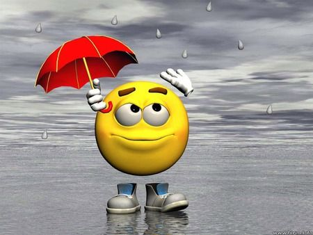 Wet paint smiley face clipart freeuse SMILEY IN THE RAIN - mr, smiley, drops, rain | Smiley Faces ... freeuse