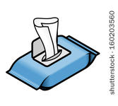 Wet wipes clipart svg An open pack of wet wipes/ | Clipart Panda - Free Clipart Images svg