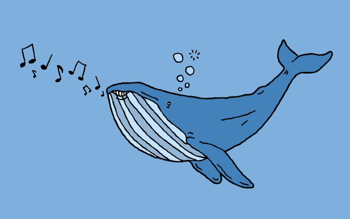 Whale clipart good morning png freeuse library Relaxing Sounds That Aren\'t Rain or Whale Songs - Woolly ... png freeuse library