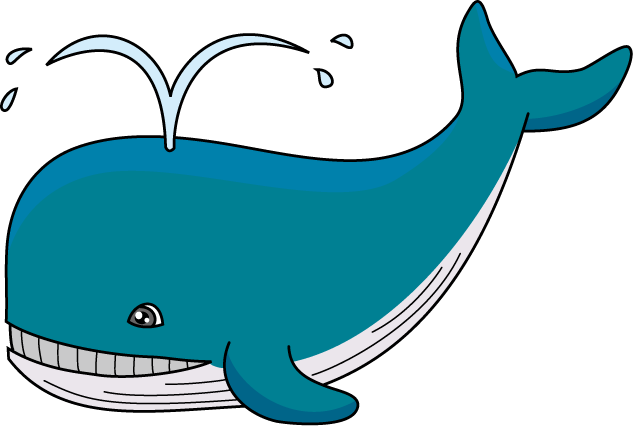 Whale pictures clipart png library Whale clip art cartoon free clipart images - ClipartBarn png library