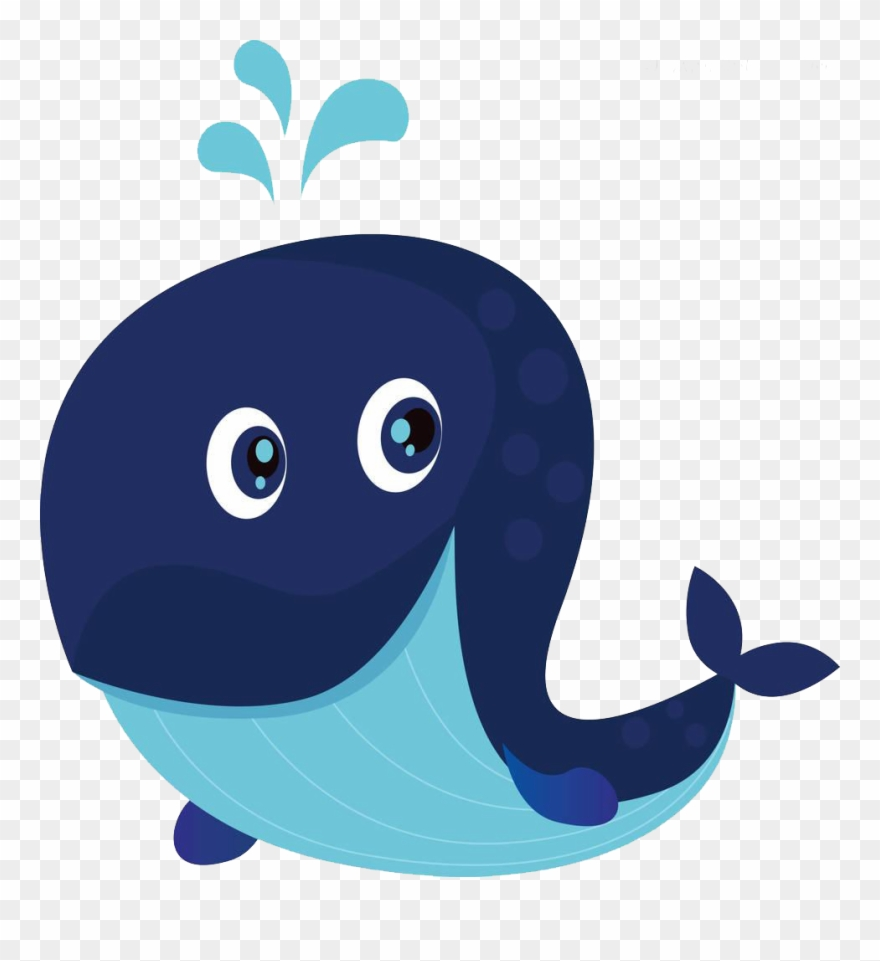 Whale clipart kids clipart black and white Jpg Transparent Library Cartoon Pictures Of Blue Whales ... clipart black and white