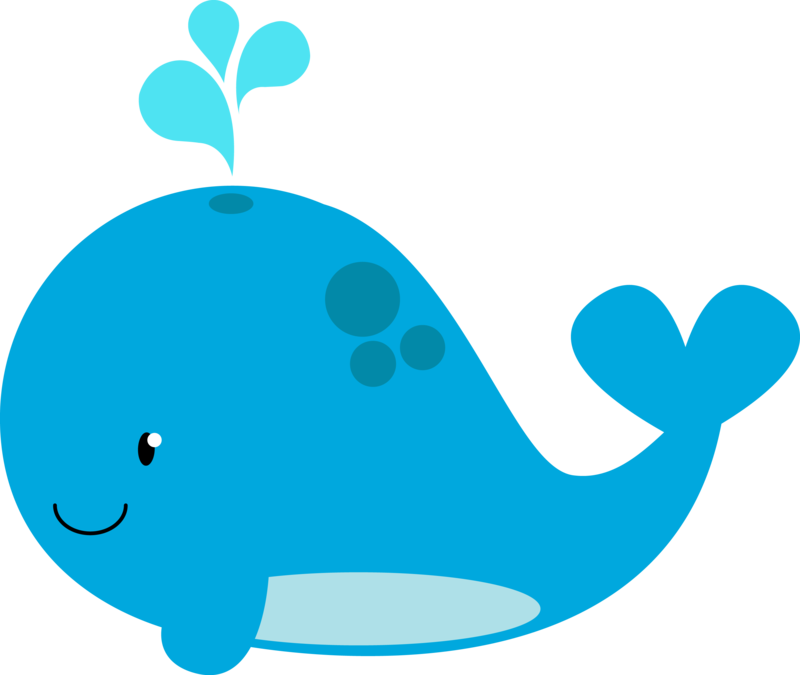 Whale clipart kids picture transparent library Download Free png pin Whale clipart for kid #9 - DLPNG.com picture transparent library