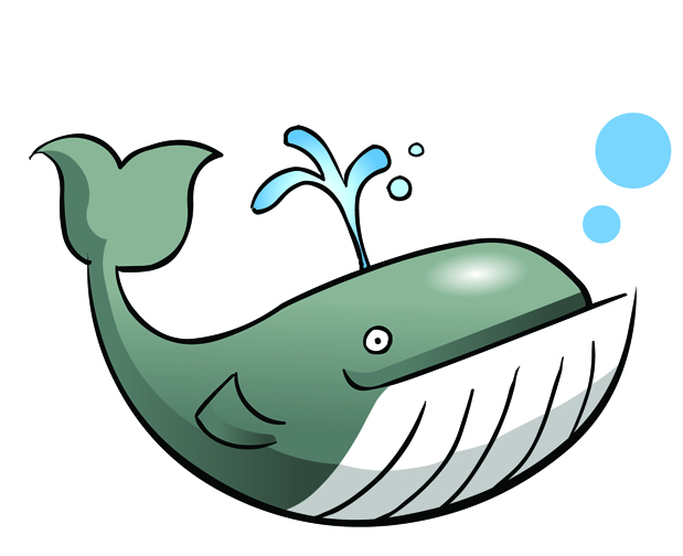 Whale pictures clipart vector transparent library Free Whale Cliparts, Download Free Clip Art, Free Clip Art ... vector transparent library