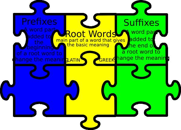 Rootwords clipart png stock Puzzle Clip Art at Clker.com - vector clip art online ... png stock