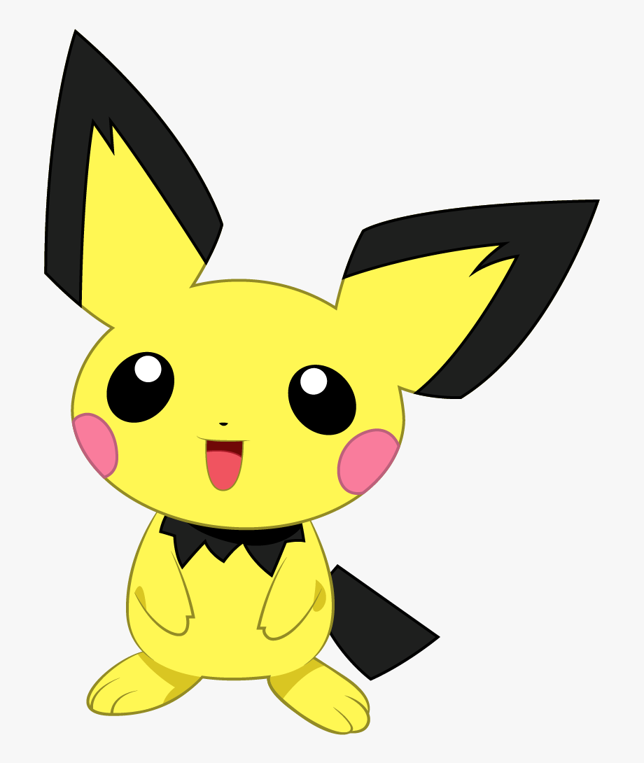 What can open gifs jpegs cliparts image library download Pikachu Clipart Jpeg - Pichu Pokemon , Transparent Cartoon ... image library download