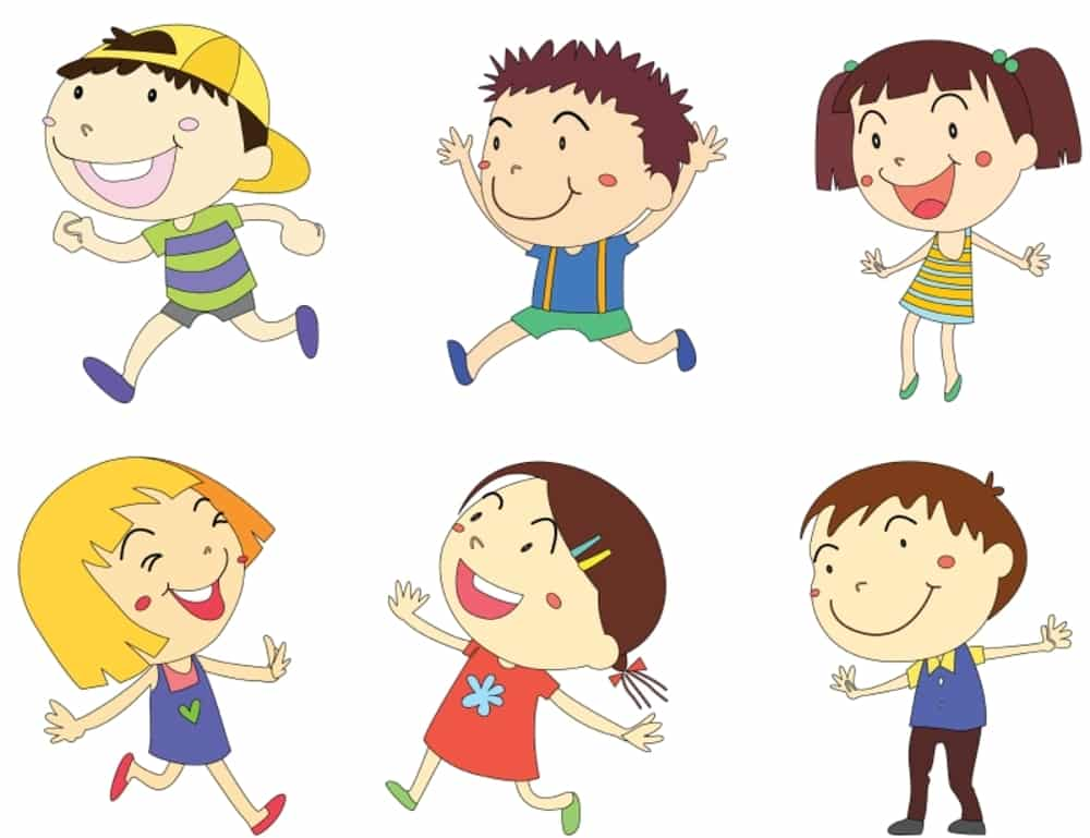 What do you hear clipart kid image library stock Why do I like to work with kids? image library stock