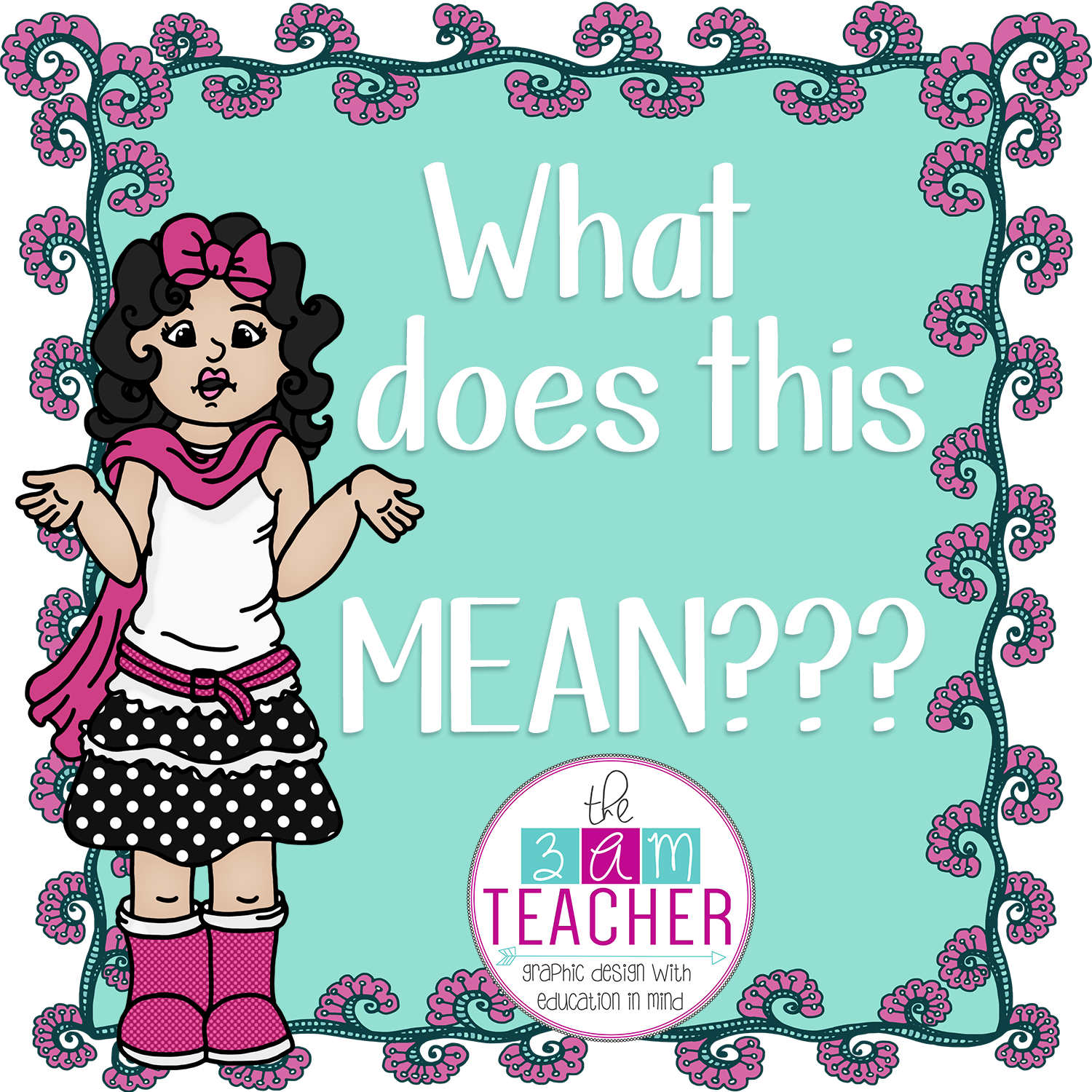 What does transparent clipart mean clipart royalty free The 3am Teacher - Clip Art What Does This Mean , Transparent ... clipart royalty free