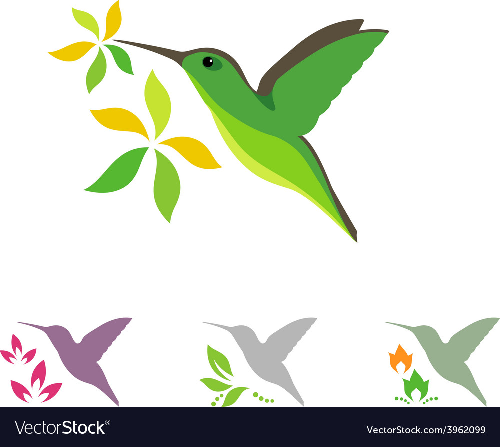What flower does a hummingbird like clipart jpg royalty free library Hummingbird and flower icons jpg royalty free library