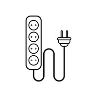 What is clipart extension png stock Extension Extensions Chord Chords Wire Wires Plug Plugs ... png stock