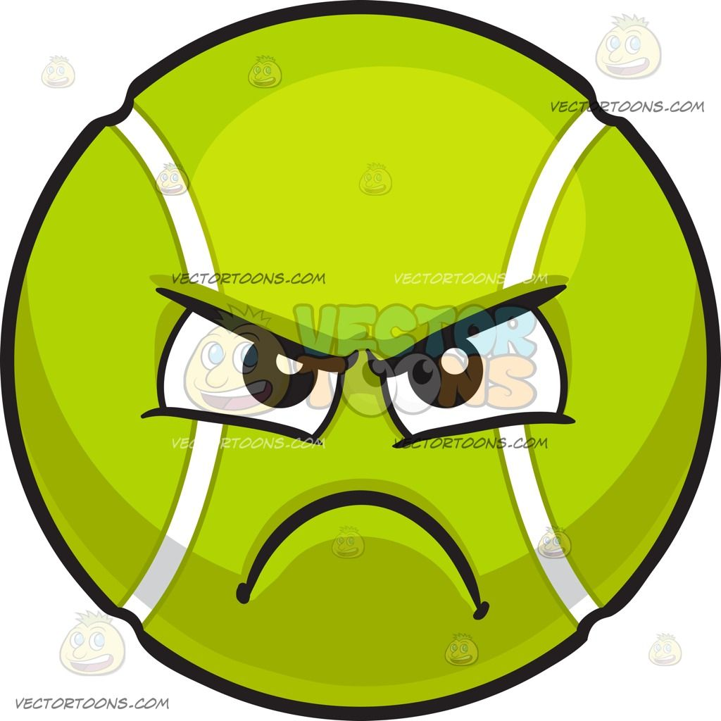 What is it made out of clipart banner transparent download An Angry Tennis Ball : A bouncy ball made out of fluorescent ... banner transparent download