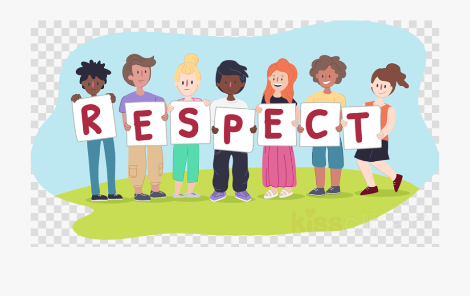 What is respect clipart picture Kids Playing Clipart Respect - Moral Values In School #89146 ... picture