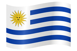 What is the flag of uruguay clipart clip library library Uruguay flag clipart - country flags clip library library
