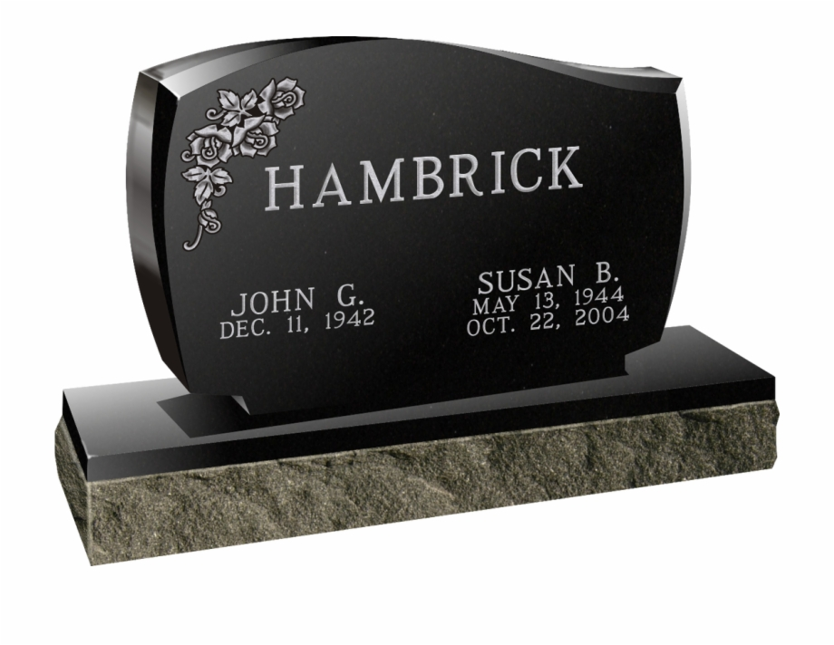 What is the price of a clipart for a headstone jpg free Granite Headstone Png Free PNG Images & Clipart Download ... jpg free