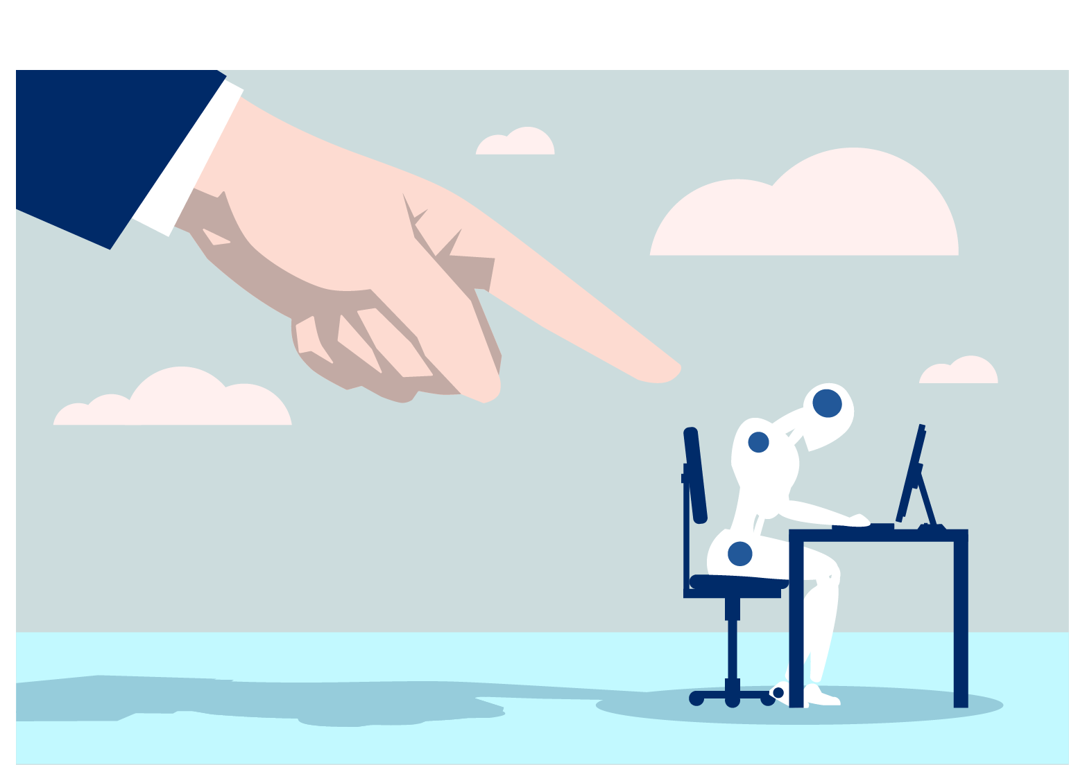 What lack i yet clipart image library stock 4 reasons why organizations struggle to become truly AI-powered image library stock