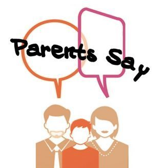 What parents are saying clipart png black and white Parents & Students – REYS png black and white