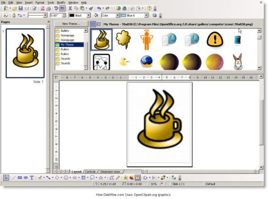 What programs can open clipart files png transparent Openclipart Cliparts - Making-The-Web.com png transparent