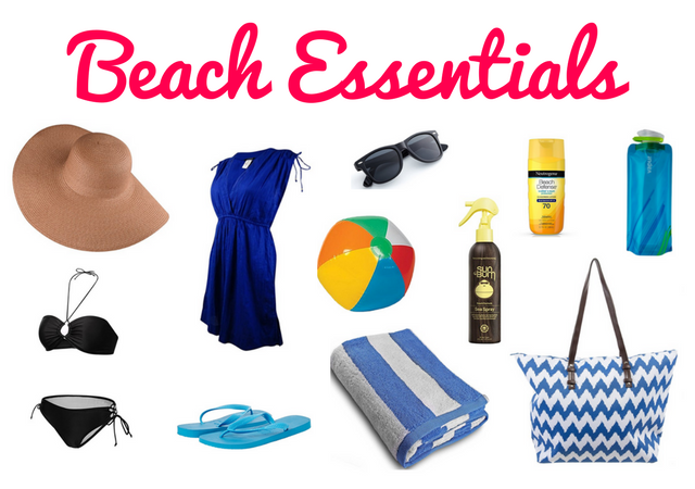 What to pack for beach bag children clipart picture free stock What to Pack for a Day at the Beach: Beach Packing List ... picture free stock