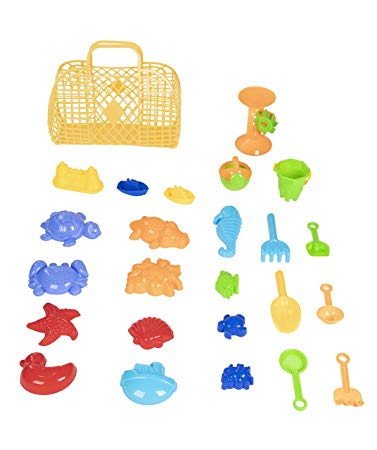 What to pack for beach bag children clipart png Amazon.com: Sand Toys - 25-Pack Beach Toys for Kids ... png
