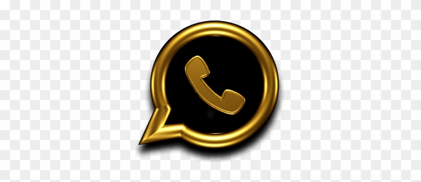 Whatsapp gold icon clipart clipart free stock Whatsapp Gold Xdabot - Whatsapp Gold, HD Png Download ... clipart free stock
