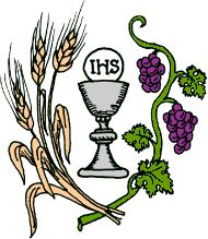 Wheat and grapes clipart svg black and white library 73 Best Holy Communion images in 2017 | Communion, Church ... svg black and white library