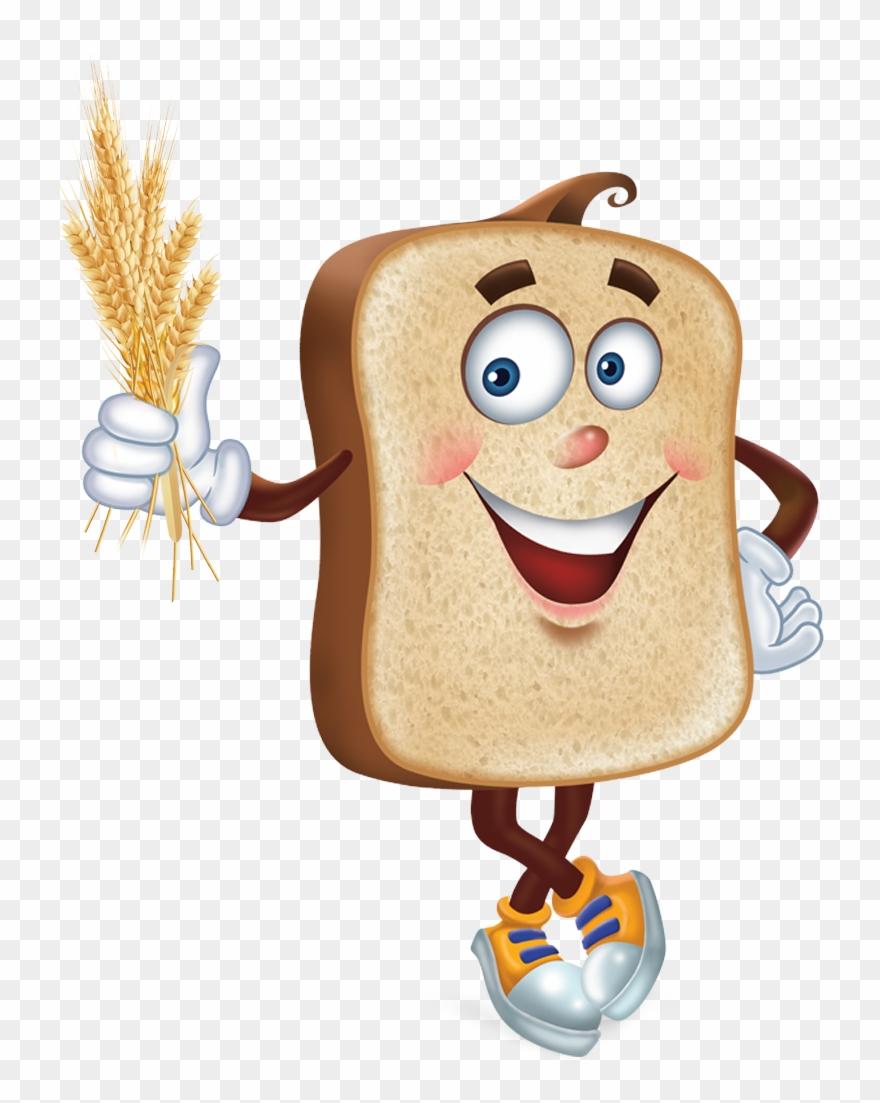 Wheat clipart cartoon svg stock Grain Clipart Dietary Fibre - Whole Wheat Bread Cartoon ... svg stock