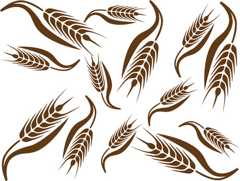 Wheat clipart vector png Wheat free vector download (325 Free vector) for commercial ... png