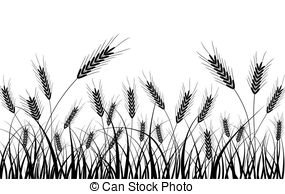 Wheat field silhouette clipart png transparent download Wheat Field Sketch at PaintingValley.com | Explore ... png transparent download
