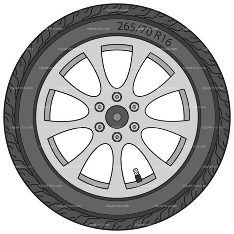 Wheel and tires clipart free png freeuse Wheel Clip Art - Falcones png freeuse