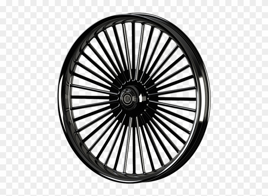 Motorcycle wheel clipart clipart transparent Custom Motorcycle Wheel Big Fatty - Lionex Alloy Wheels For ... clipart transparent