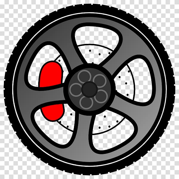 Motorcycle wheel clipart svg stock Car Wheel Rim , Motorcycle Wheel transparent background PNG ... svg stock