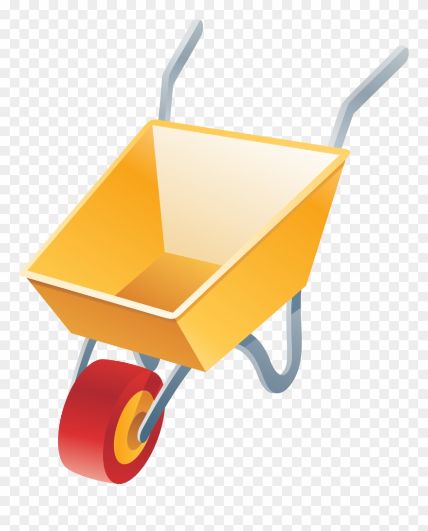 Wheelbarrel clipart clip library download Image For >, Wheelbarrow Clipart - Clip Art Wheelbarrow ... clip library download