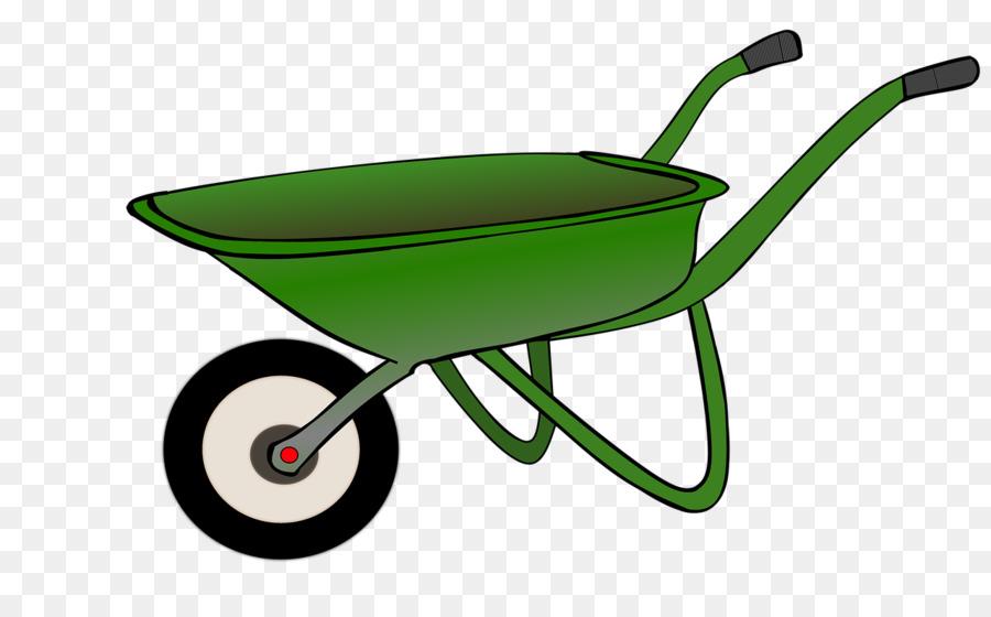 Wheelbarrel clipart svg Wheelbarrow Background png download - 1280*773 - Free ... svg