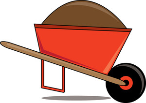 Wheelbarrel clipart picture royalty free download Wheelbarrow Clipart | Clipart Panda - Free Clipart Images picture royalty free download