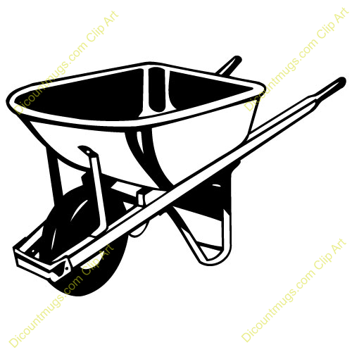 Wheelbarrow with mulch clipart banner library stock Free Wheelbarrow Cliparts, Download Free Clip Art, Free Clip ... banner library stock