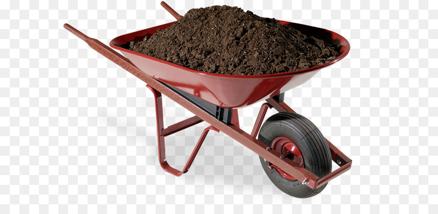Wheelbarrow with mulch clipart clip black and white stock Wheelbarrow Background png download - 689*429 - Free ... clip black and white stock