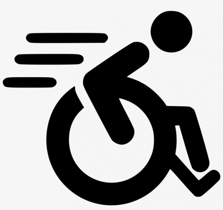 Wheelchair racing clipart graphic black and white stock wheelchair clip art free | www.thelockinmovie.com graphic black and white stock
