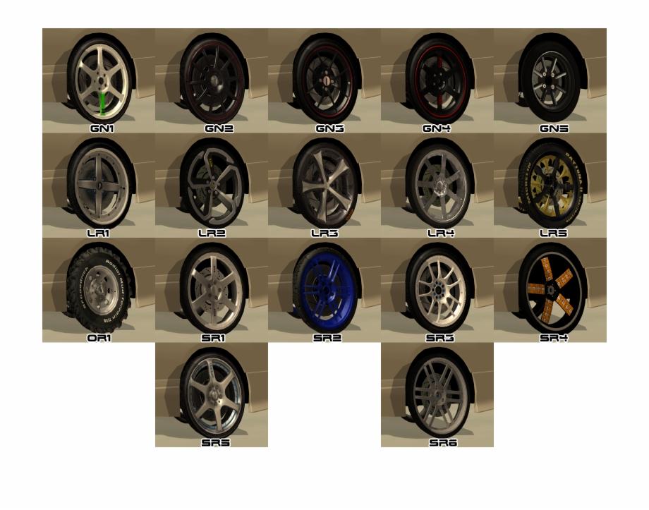 Wheels to worship clipart vector royalty free download Klumb3r Pack 1 - Wheels Gta San Andreas Free PNG Images ... vector royalty free download