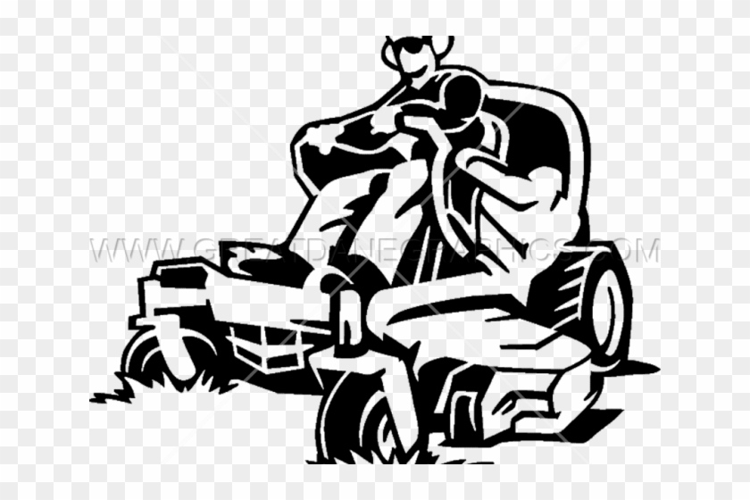 Zero turn mower clipart jpg transparent download Monochrome Clipart Lawn Mower - Zero Turn Clip Art, HD Png ... jpg transparent download