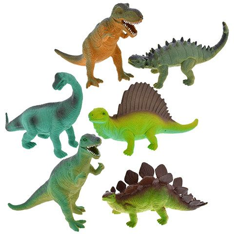 When dinosaurs ruled the world banner clipart pinterest picture library library Plastic Dinosaur Figurines, 7 in | toddler boy | Plastic ... picture library library