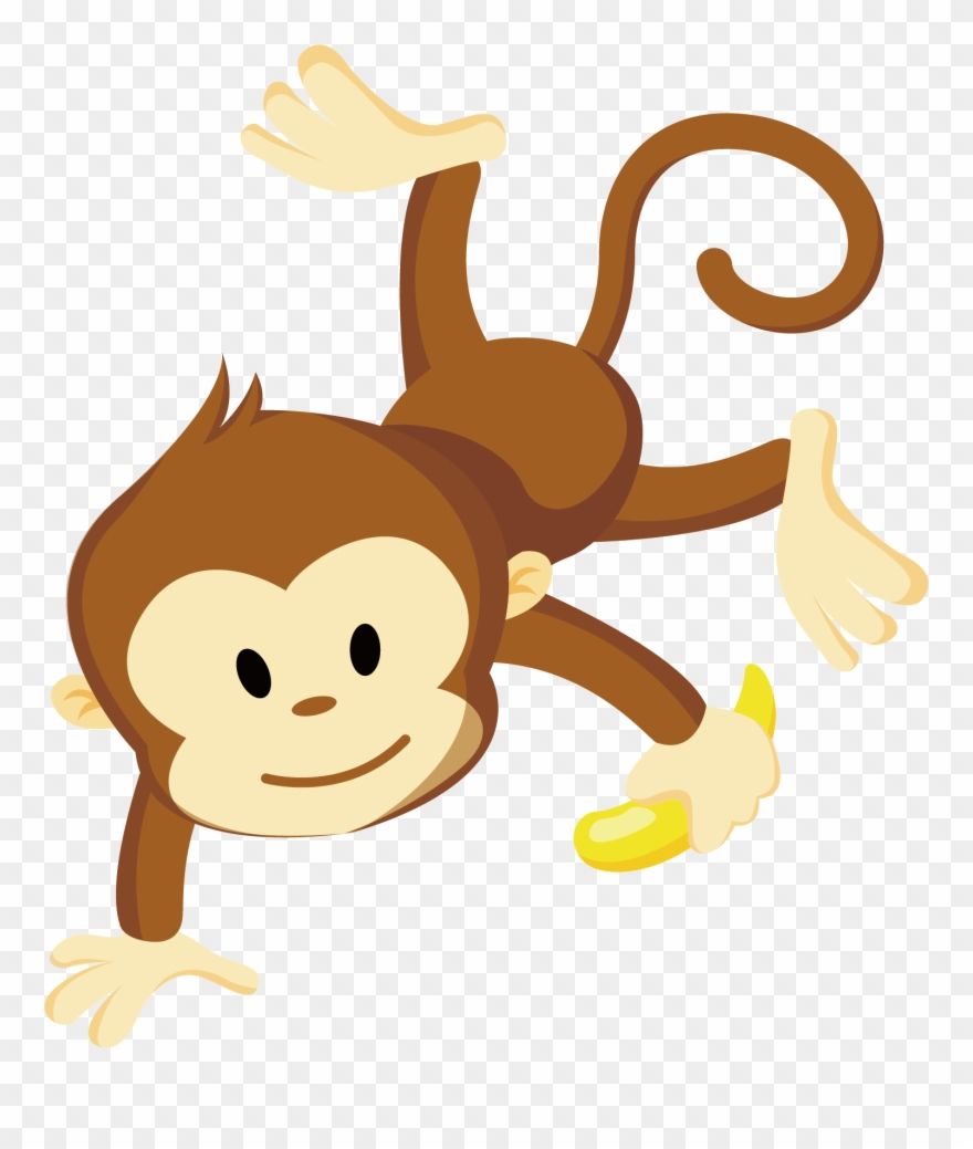 Monkey clipart graphic stock Monkey Clip Art - Transparent Monkey Clipart - Png Download ... graphic stock
