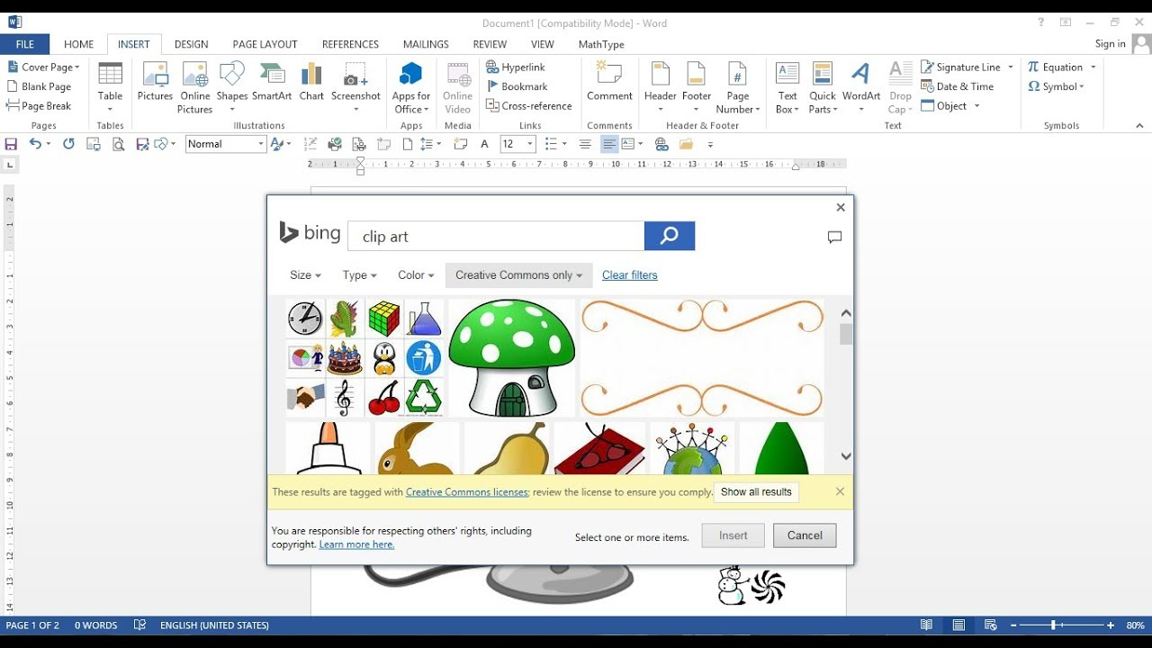 Find clipart in word 2016 picture black and white How to insert clipart in word 2013, 2016 picture black and white