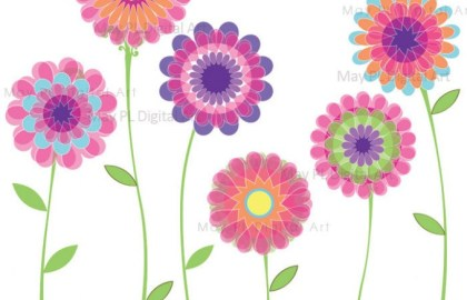 Where is a good place to find flower clipart image free 8 Great Places to Find Free Flower Clip Art – free flower ... image free