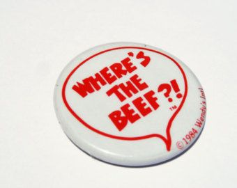 Where s the beef clipart freeuse download Where\'s the Beef Clip Art | Where\'s the Beef Pin Button Wen ... freeuse download