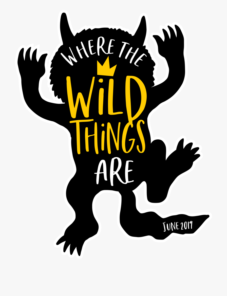 Where the wild things are monster clipart vector black and white S710108021717003795 P21 I6 W2560 - Wild Things Are ... vector black and white