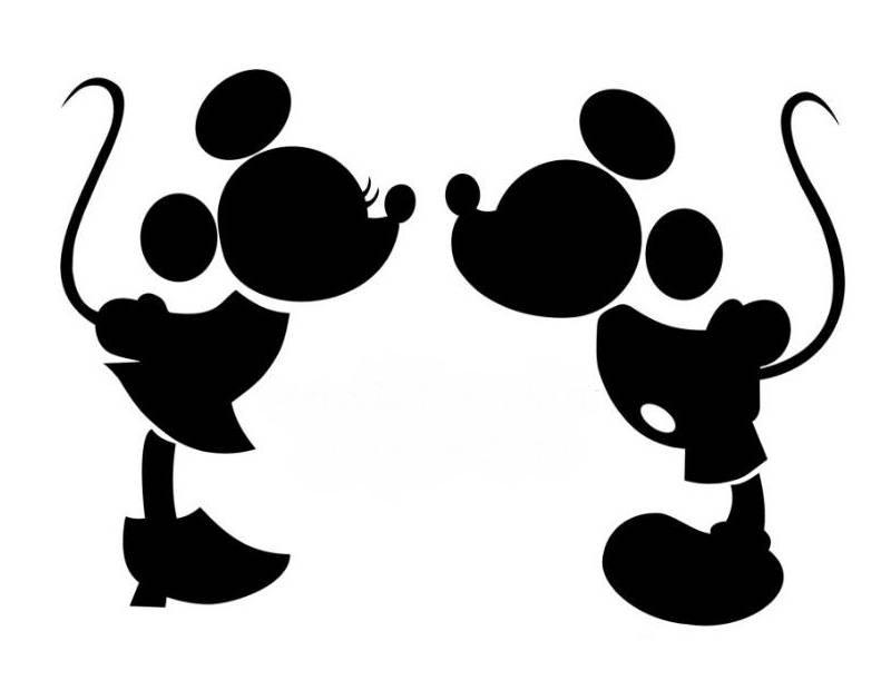 Unique an different disney clipart graphic black and white Unique Disney Clipart - Clip Art Library graphic black and white