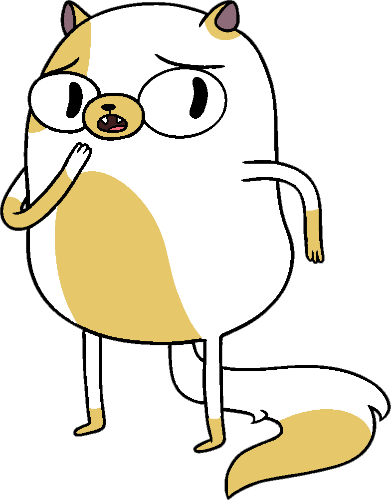 Whight cat adventurer clipart royalty free Cake   Adventure Time Wiki   FANDOM powered by Wikia royalty free