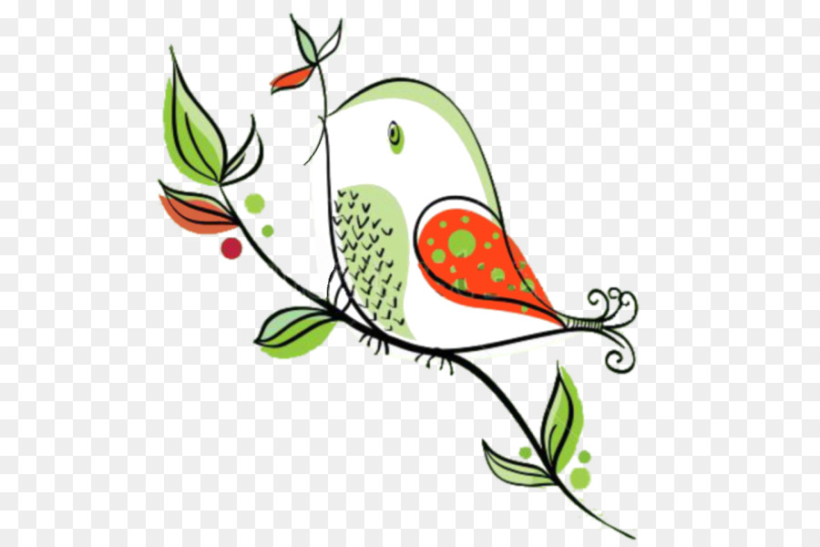 Whimsical bird clipart clipart library stock Bird Line Drawing clipart - Bird, Owl, Drawing, transparent ... clipart library stock