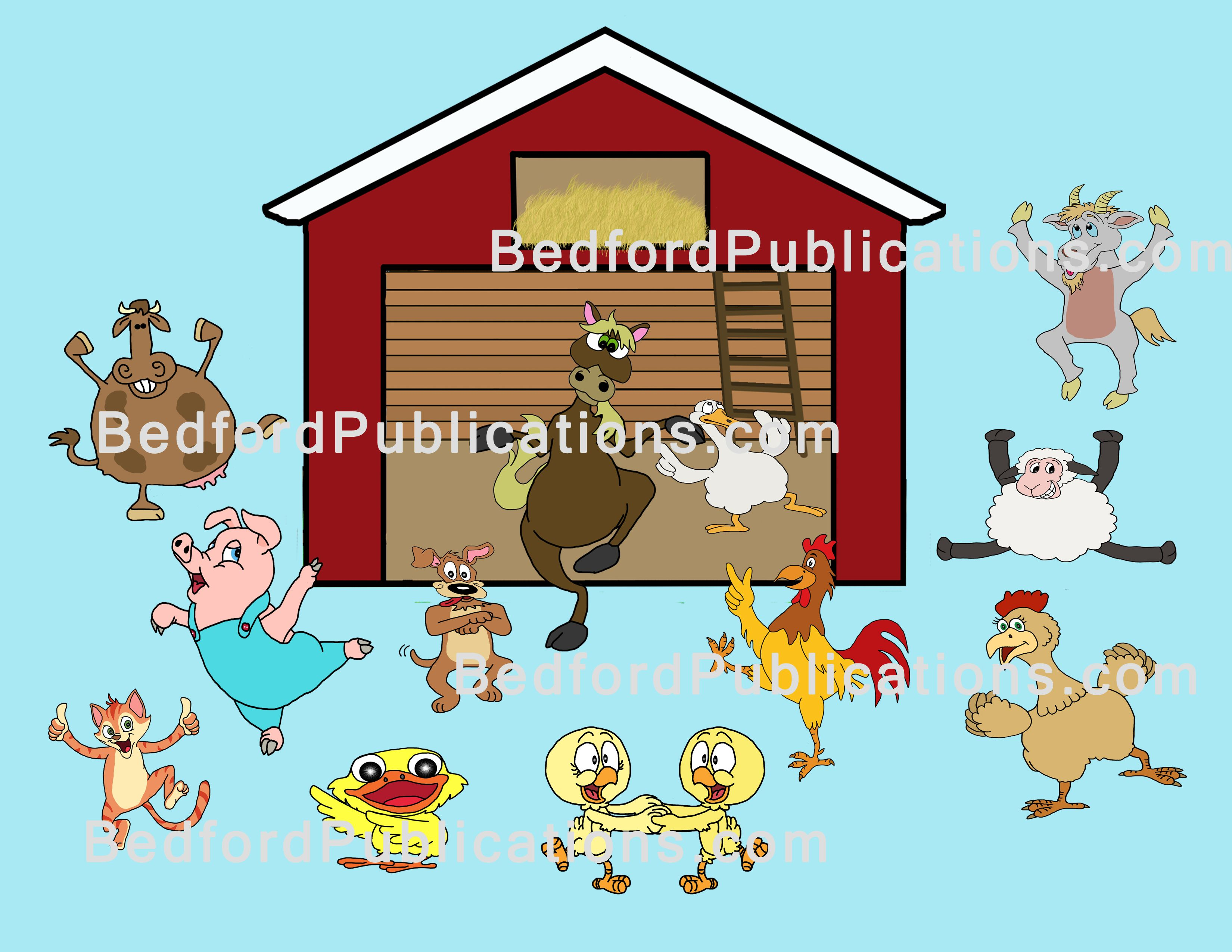 Whimsical farm clipart picture royalty free Pin by Betty Ward Cain on Teacher Clip Art | Clip art ... picture royalty free